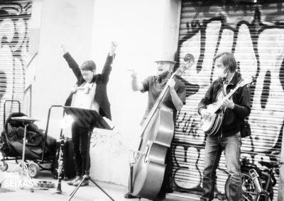 A ritmo callejero – BCN