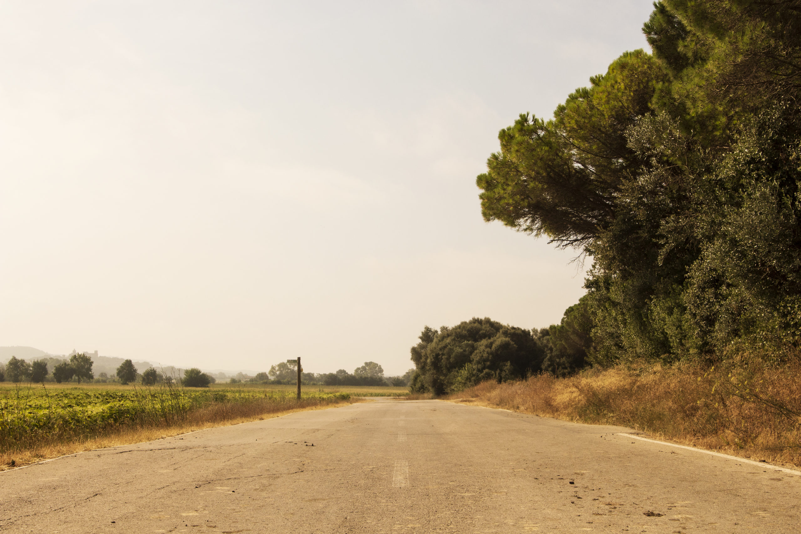 Carretera secundaria de Girona, Cataluña