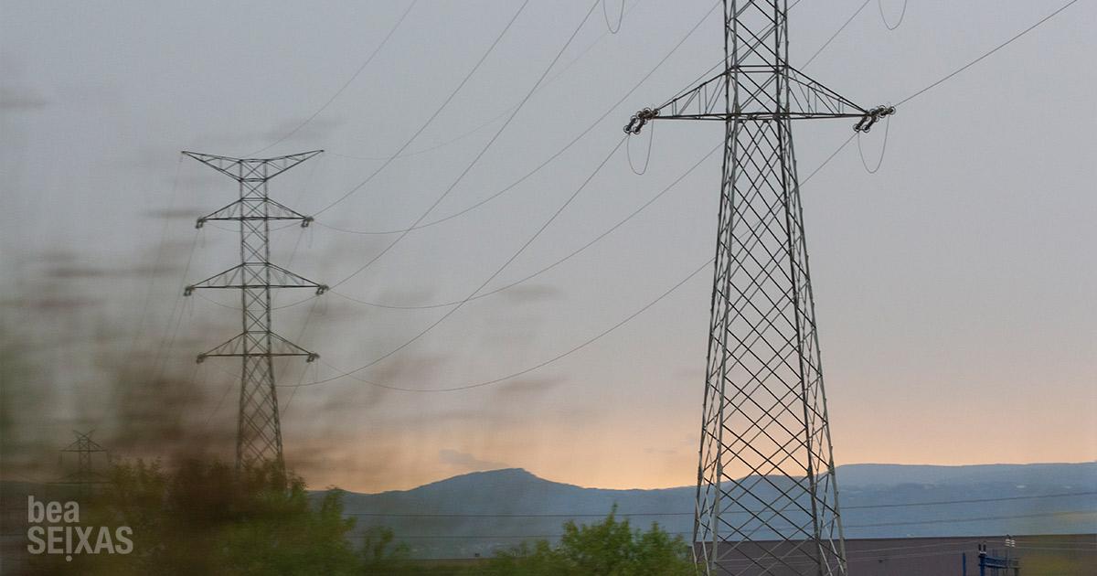 la industria rural en movimiento - road movie photography. fotografías realizadas por Bea Seixas en su paso por la provincia de Lleida.